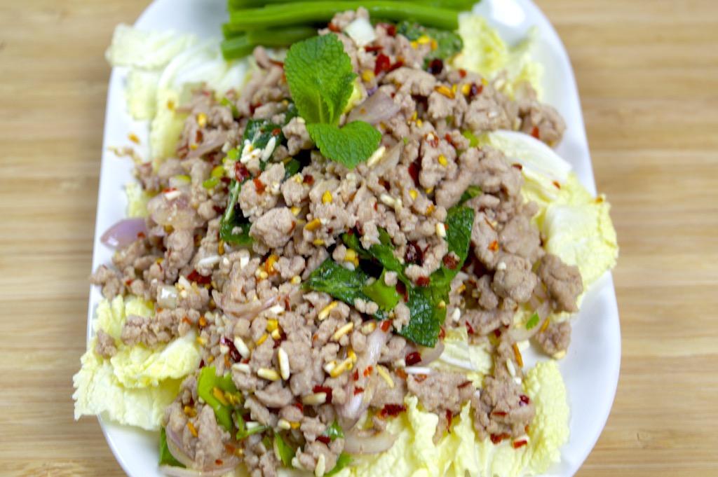 Thai Laab Moo