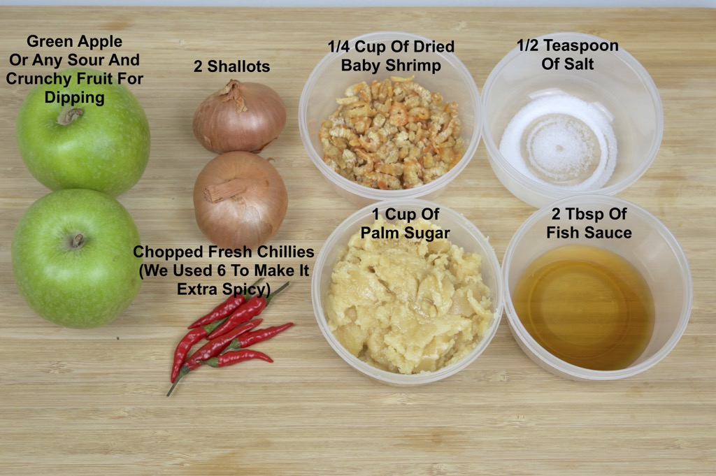naam pla wan ingredients list