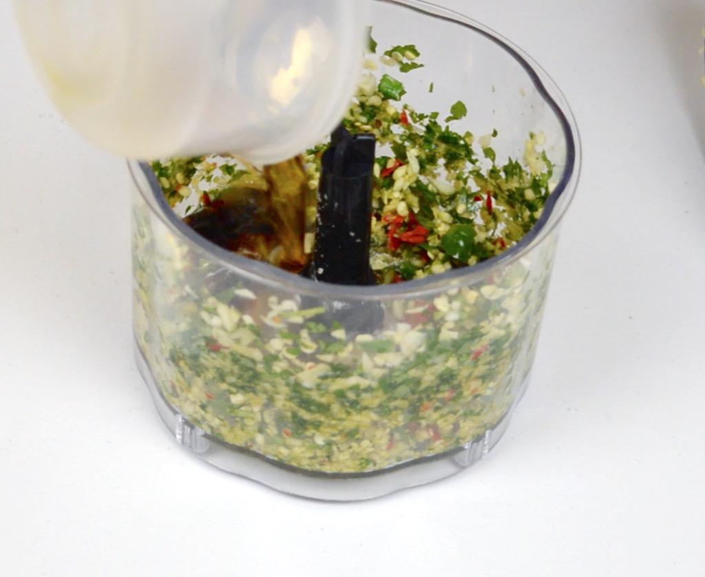 seafood sauce thai style