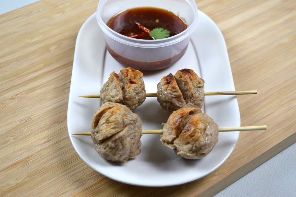 how to make pork meatballs pinoy style