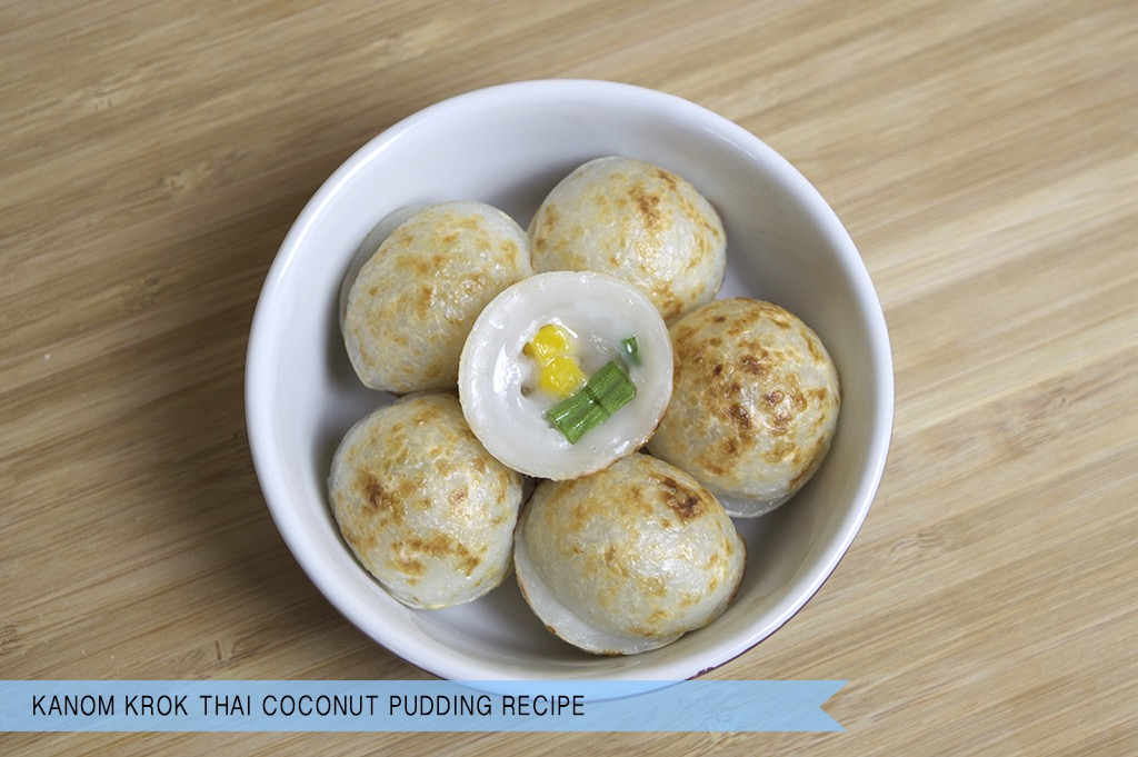 kanom krok pudding recipe
