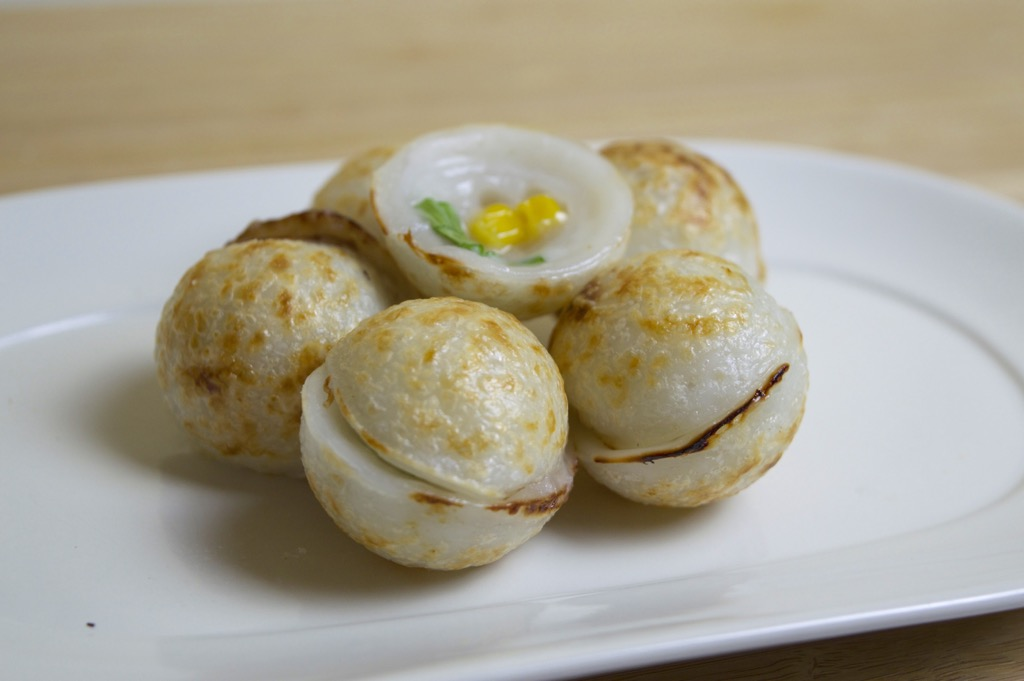 kanom krok recipe