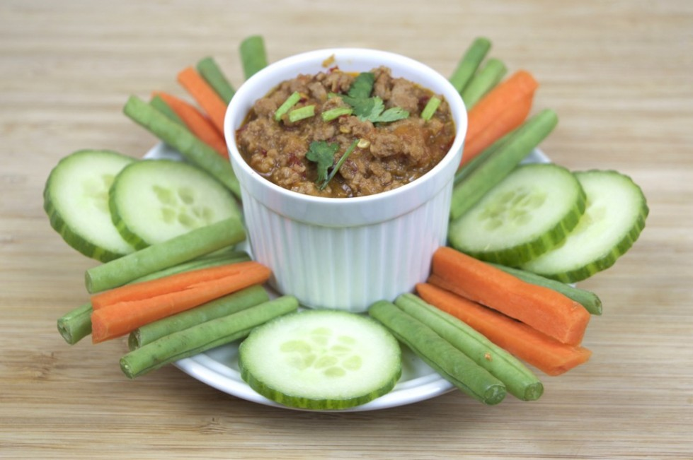 nam prik ong chilli dip recipe