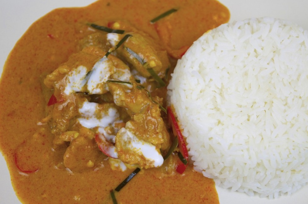 Pork curry recipe easy