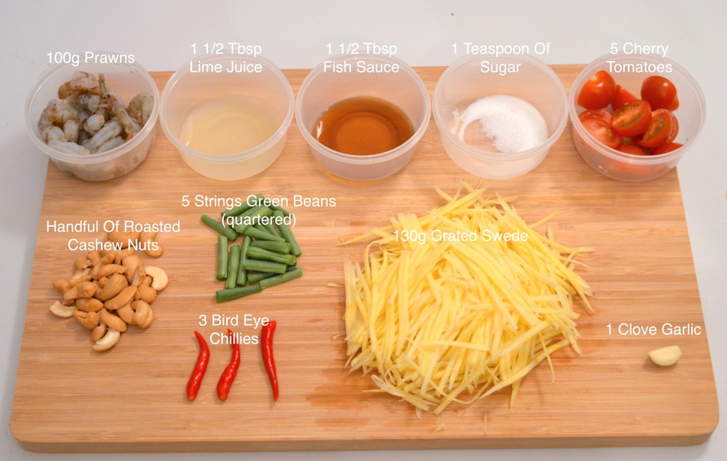 som tam ingredients list