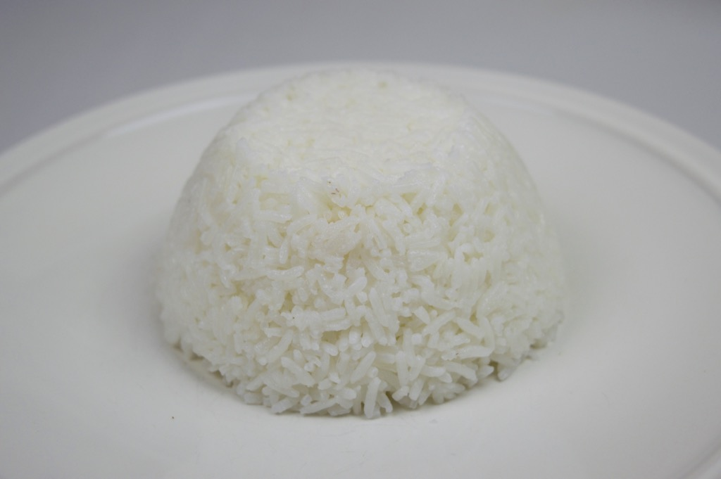 thai steamed jasmine rice