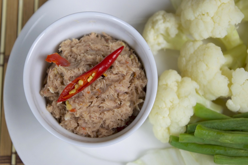 Tuna chilli dip recipe