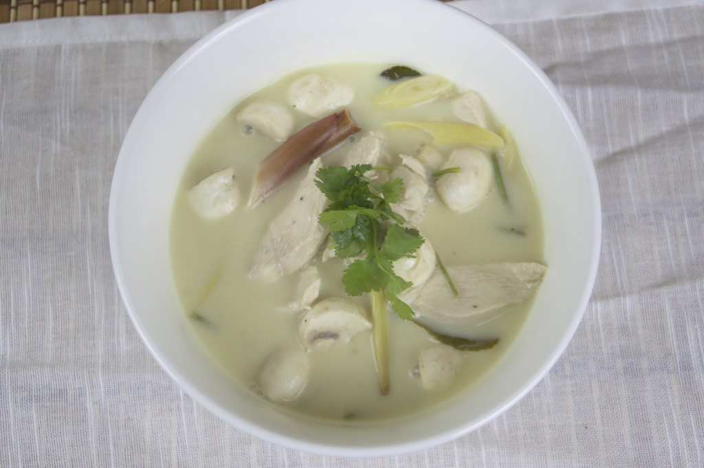 tom kha gai recipe