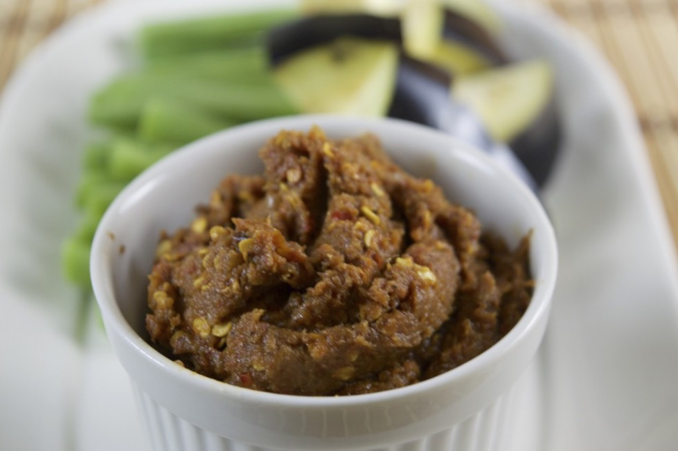 Spicy Thai Chilli Dip From Hell