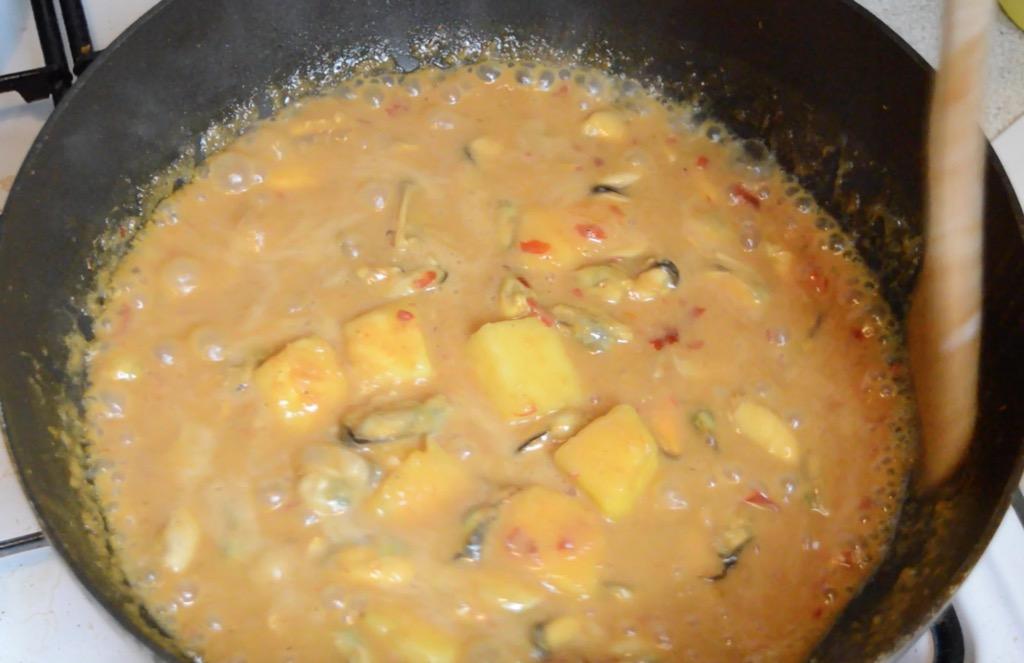 pineapple curry recipe