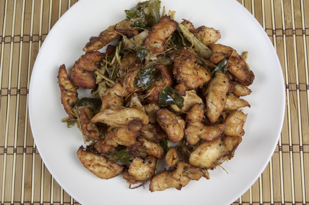 thai lemongrass chicken recipe