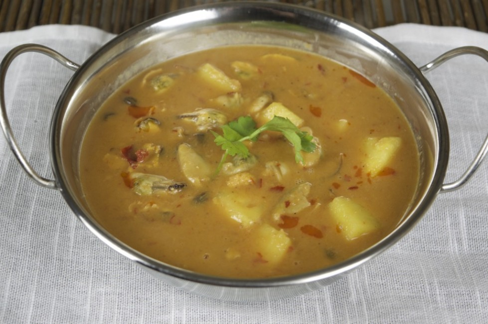 All Recipes Thai Pineapple Curry With Mussels