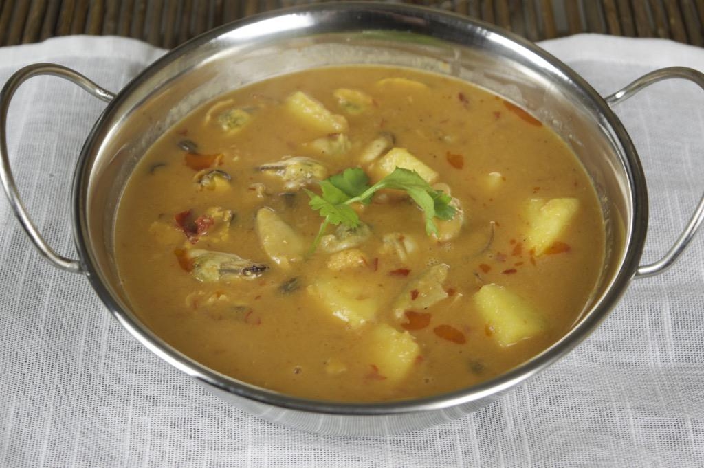 thai pineapple curry recipe