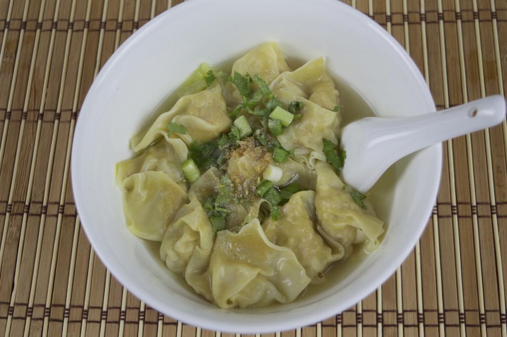 wonton dumpling soup recipe