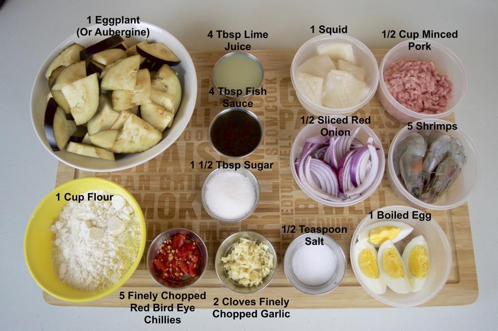 yum makua muang ingredients list