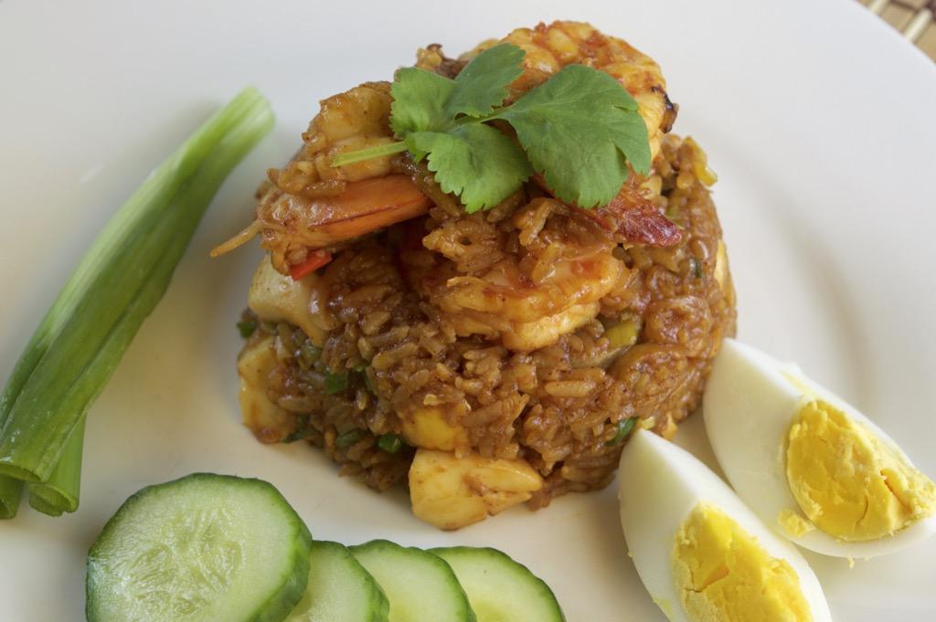 chilli paste fried rice recipe