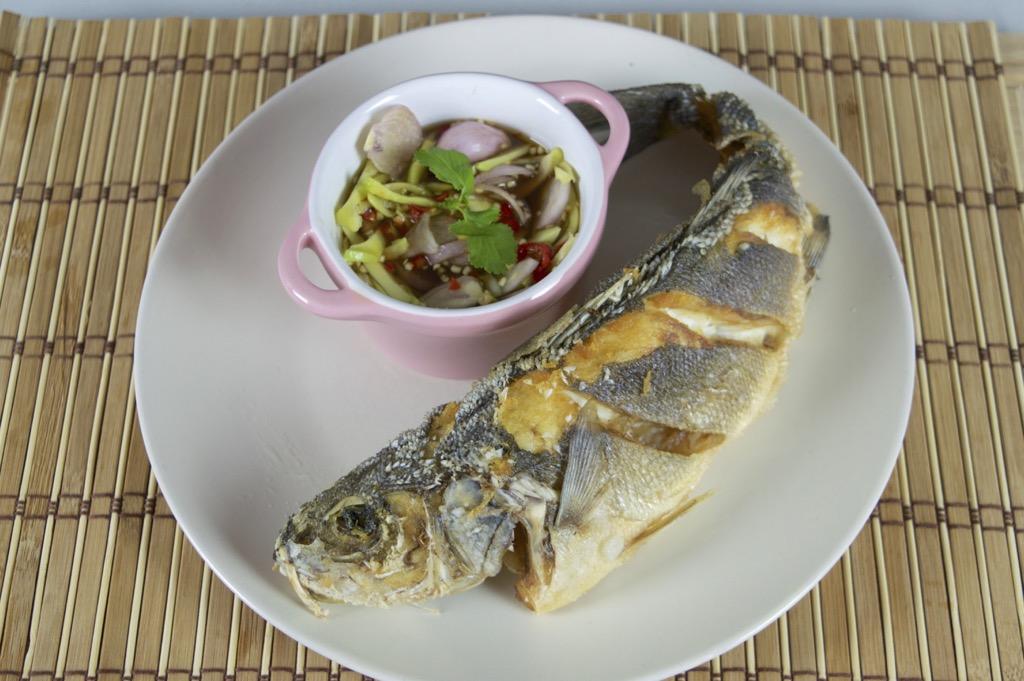 Green Mango Chili Fish Sauce Recipe
