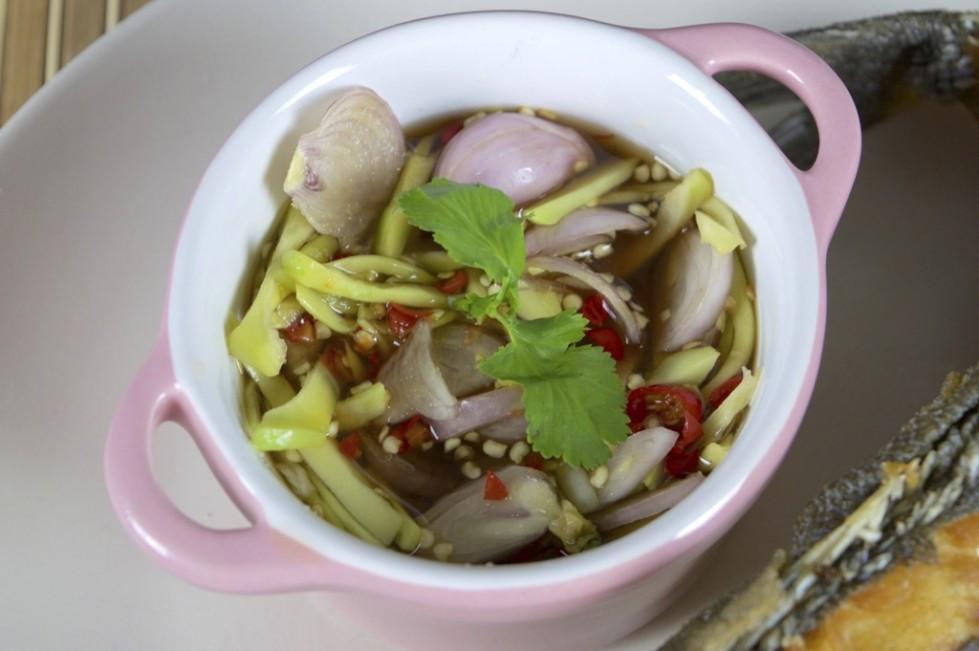Nam Pla Prig Mamuang Recipe
