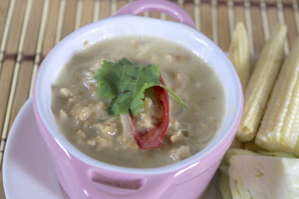Thai Soya Bean Dipping Sauce