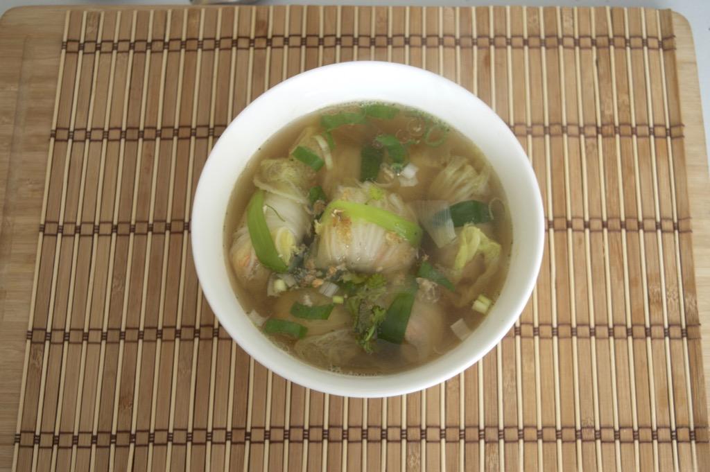 stuffed cabbage soup recipe
