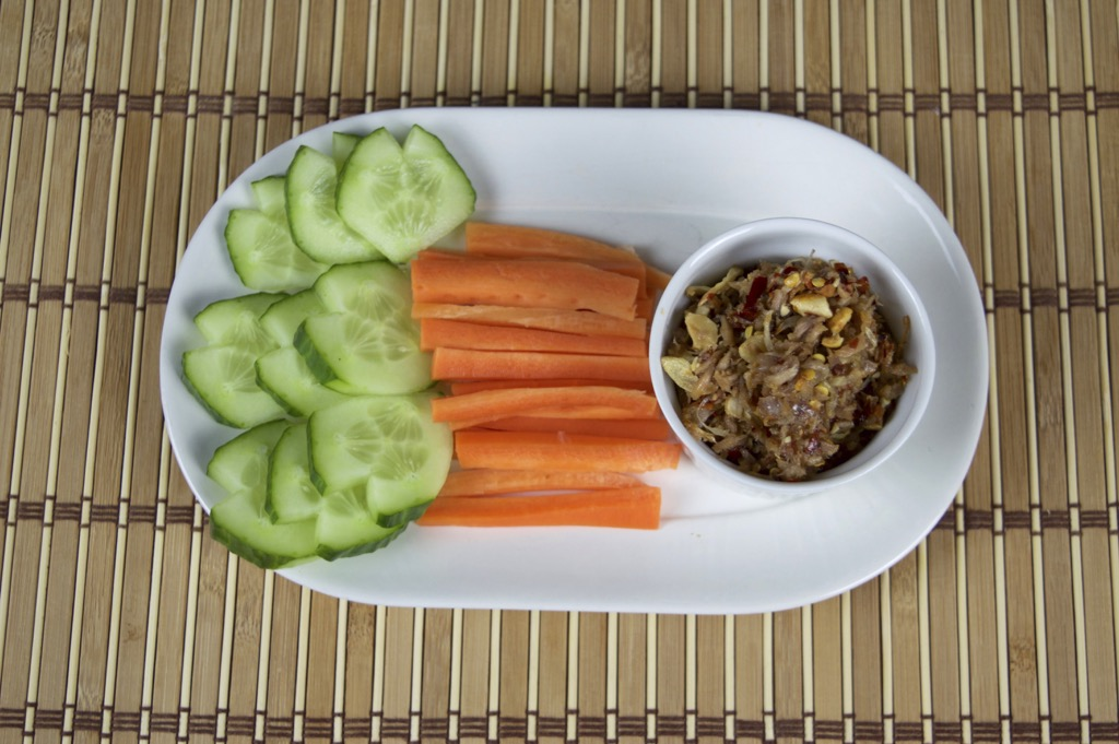 thai tuna dip recipe