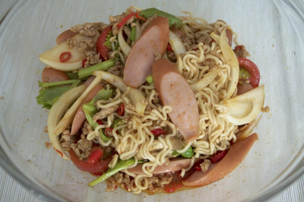 instant noodles recipe