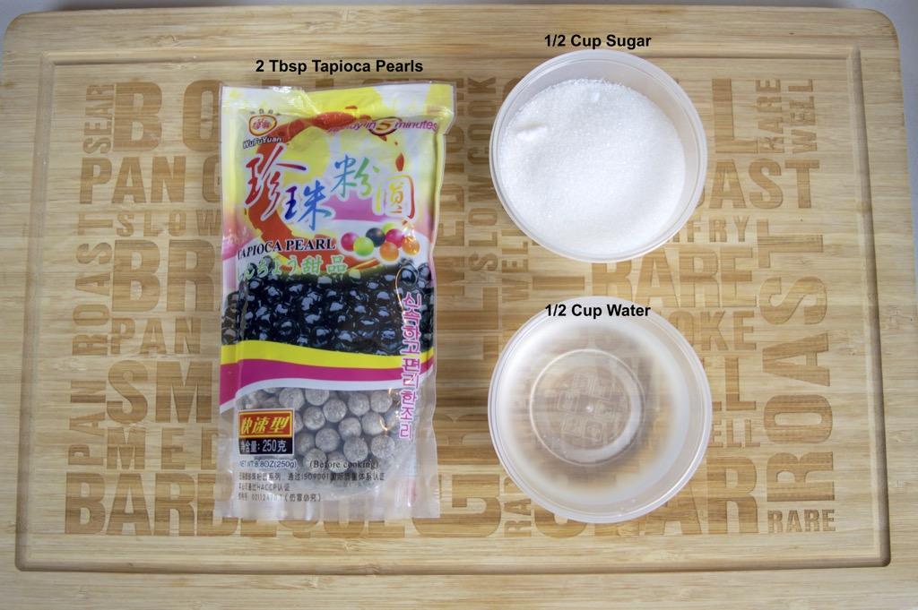 thai bubble thai ingredients list