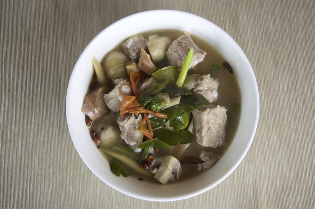 Spicy Spare Rib Soup