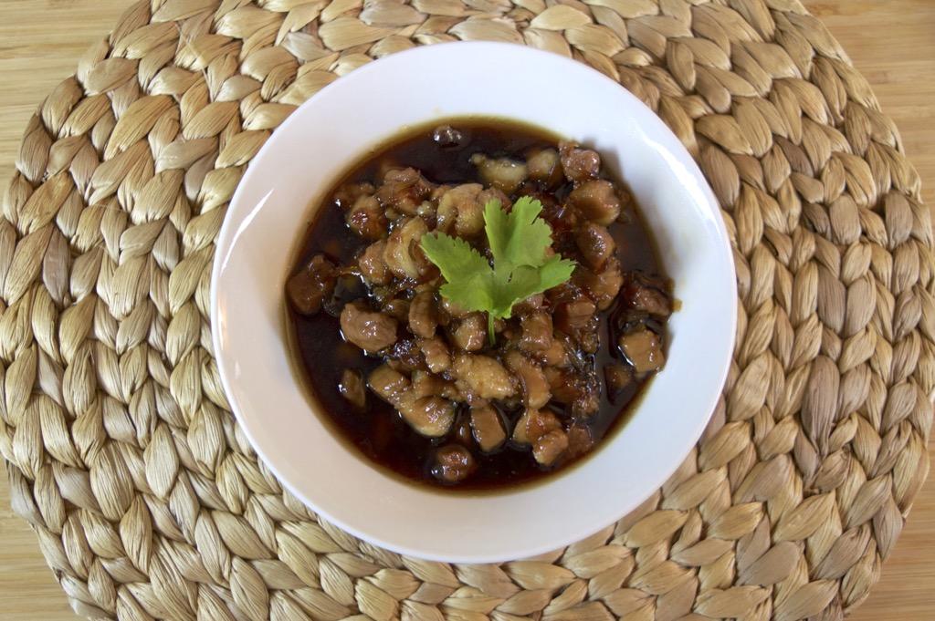 moo wan recipe