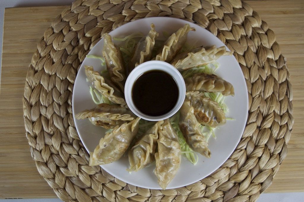 vegetable dumplings recipe