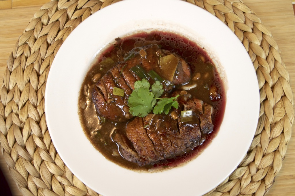 Grilled duck - ped yaang