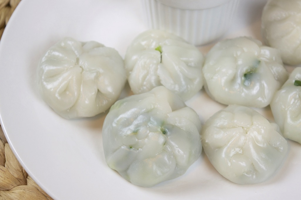 how to make chinese chive dumplings