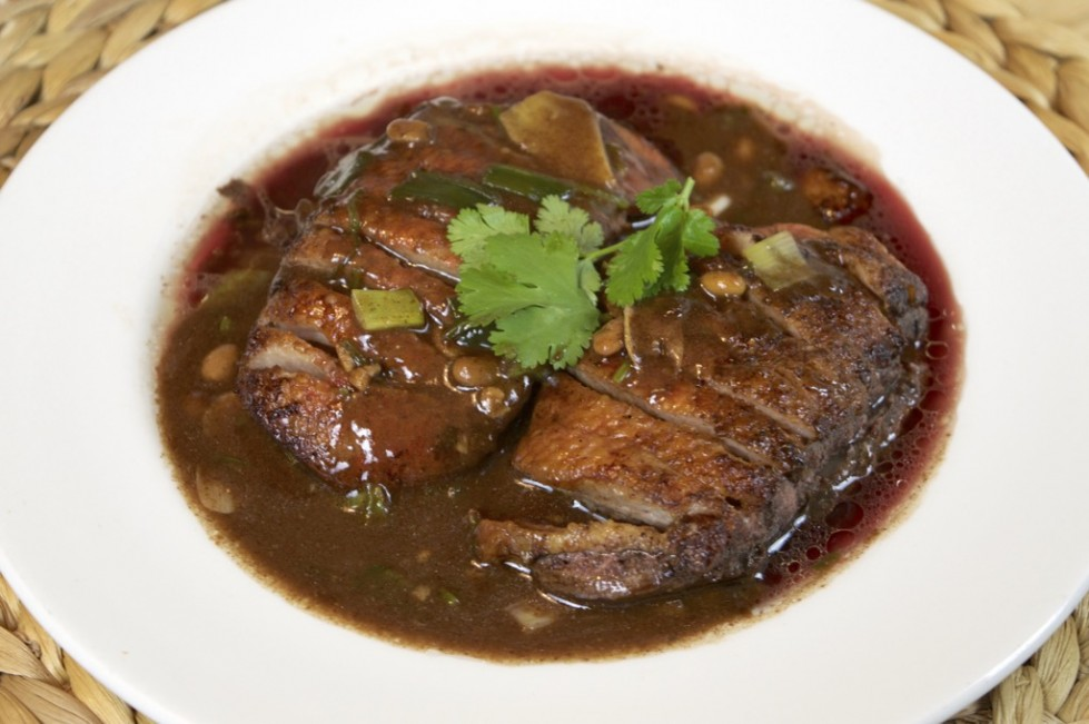 thai grilled duck recipe