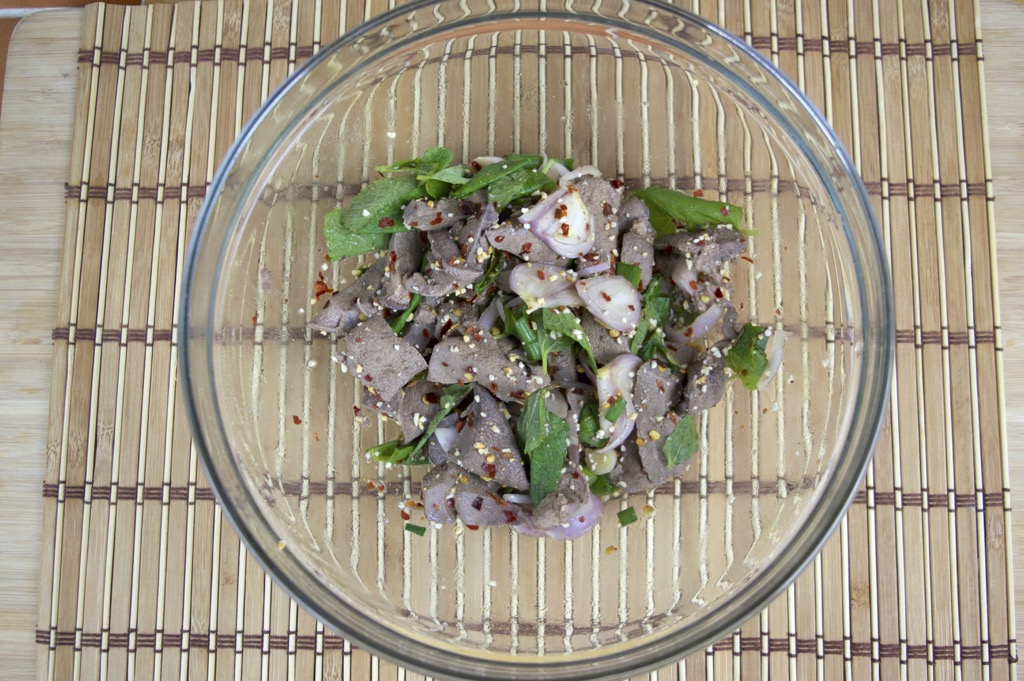 thai tub wan recipe