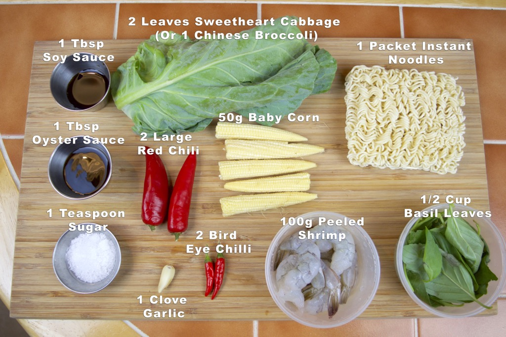 stir fry drunken instant noodle ingredients list copy