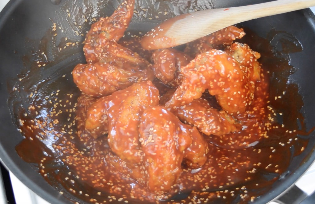 thai hot wings